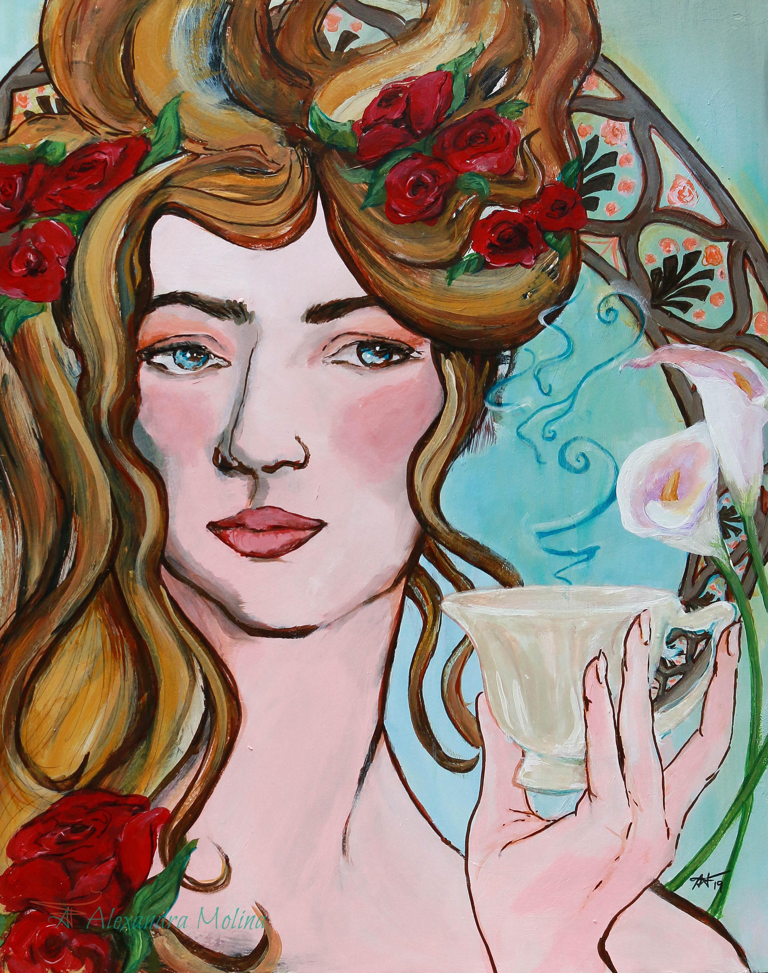 Tea Goddess, 2019