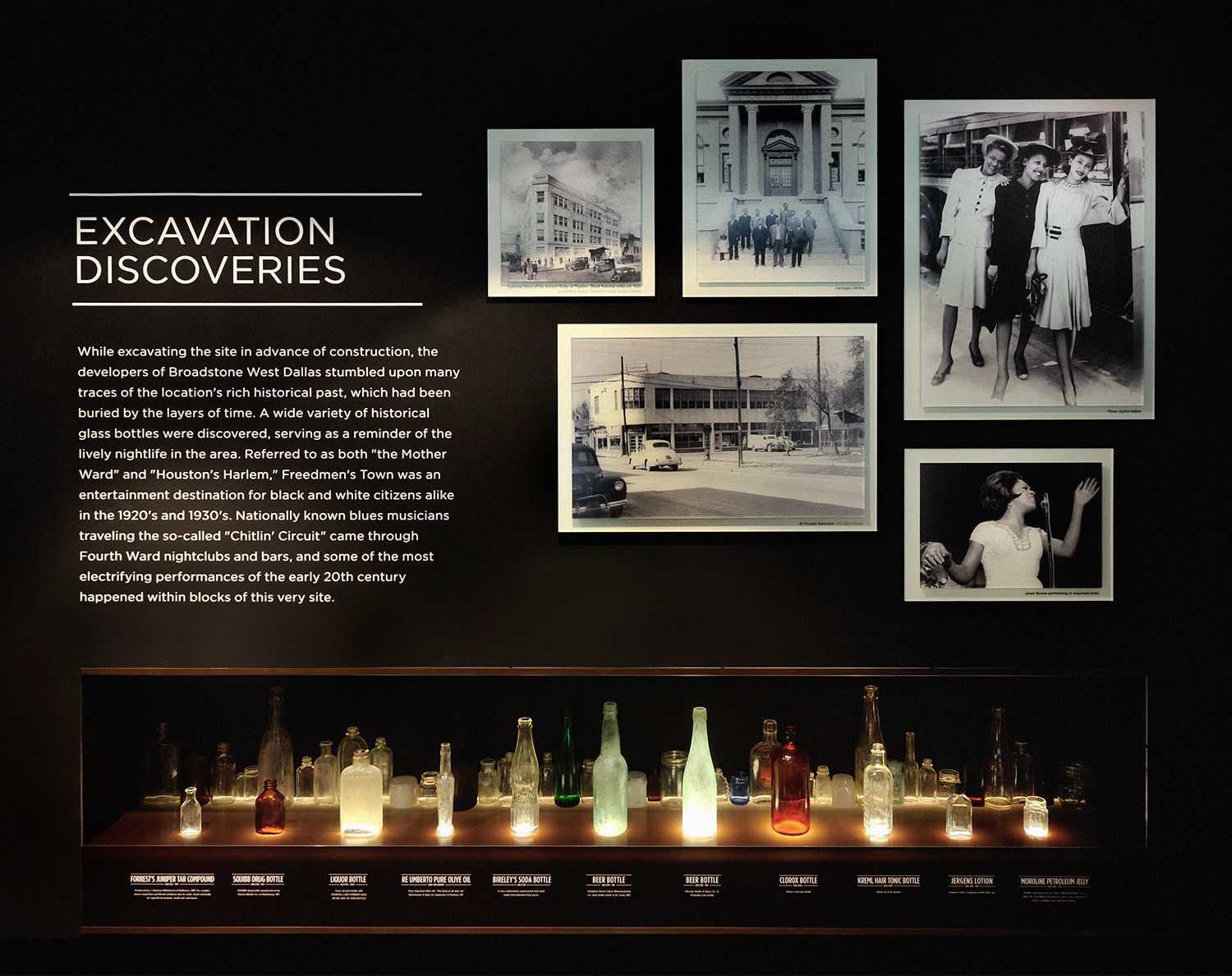 HISTORICAL DISPLAYS