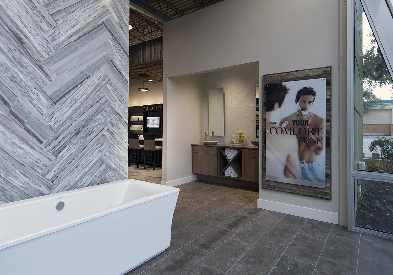 Signage for Design Center, Retail, San Antonio