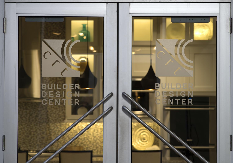 Door Vinyls for Design Center, Retail, San Antonio