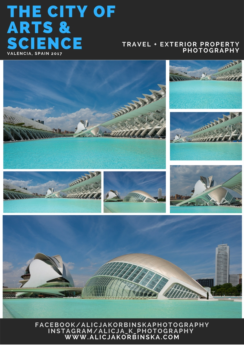 El Museu de les Ciències Príncipe Felipe - Museum of science (on the top pictures)