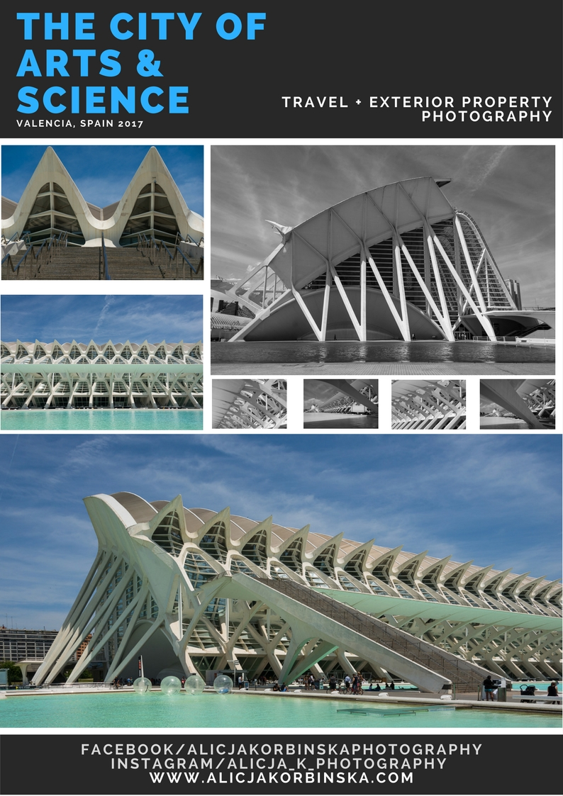 Museum of science in Valencia.