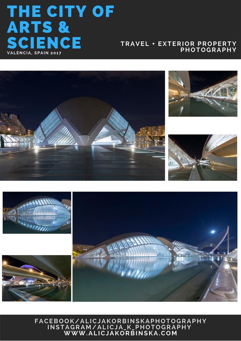 Hemispheric, Opera and Museum of science captured at night photos.
