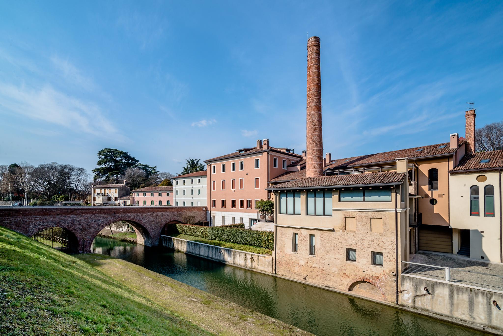 View from Porta Bassano