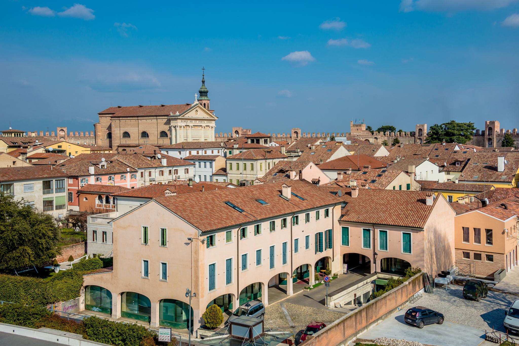 Citadella view over city