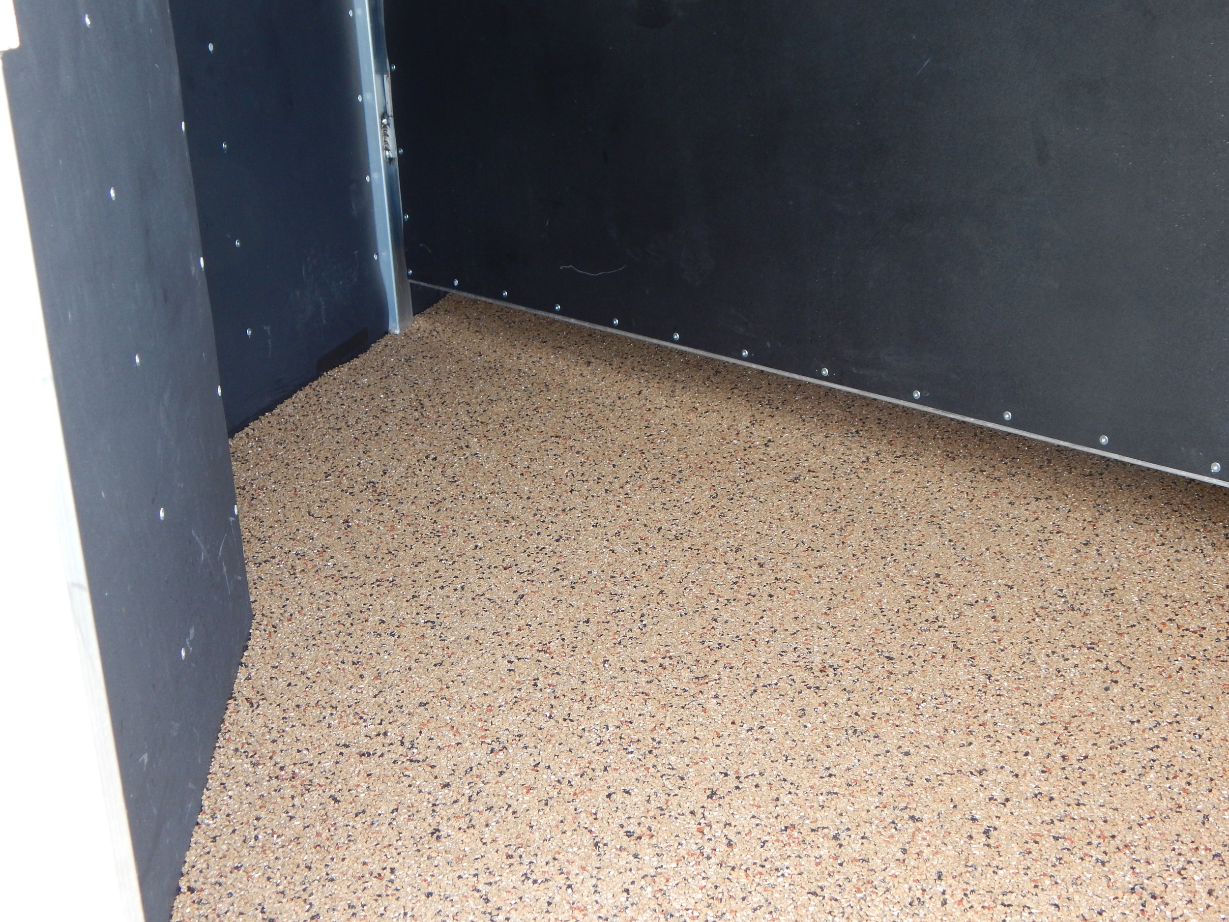 "Poured Rubber Flooring<a href=""/area-of-your-site"">→</a><strong></strong>"