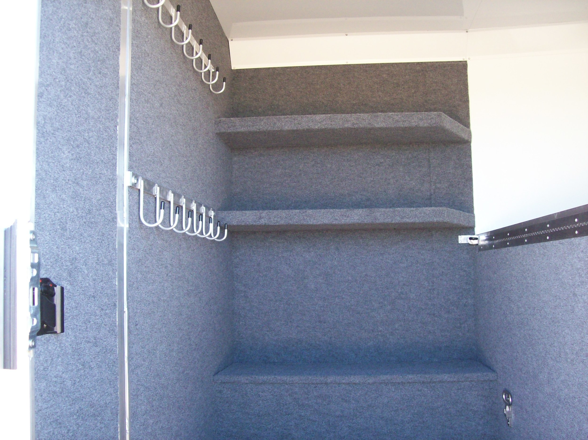 "Carpeted Shelf & Boot Box<a href=""/area-of-your-site"">→</a><strong></strong>"