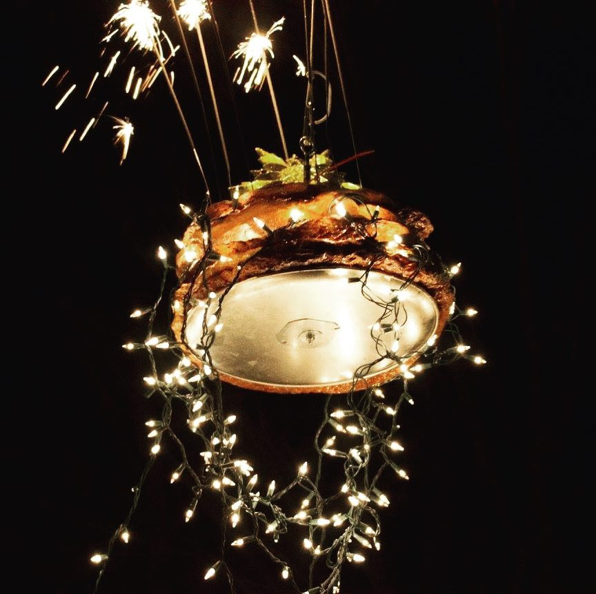 Pancake Drop!! - Ring in 2018 with our delicious dinner specials, live music from Jesse Huge & Pancake Drop at Midnight!!
