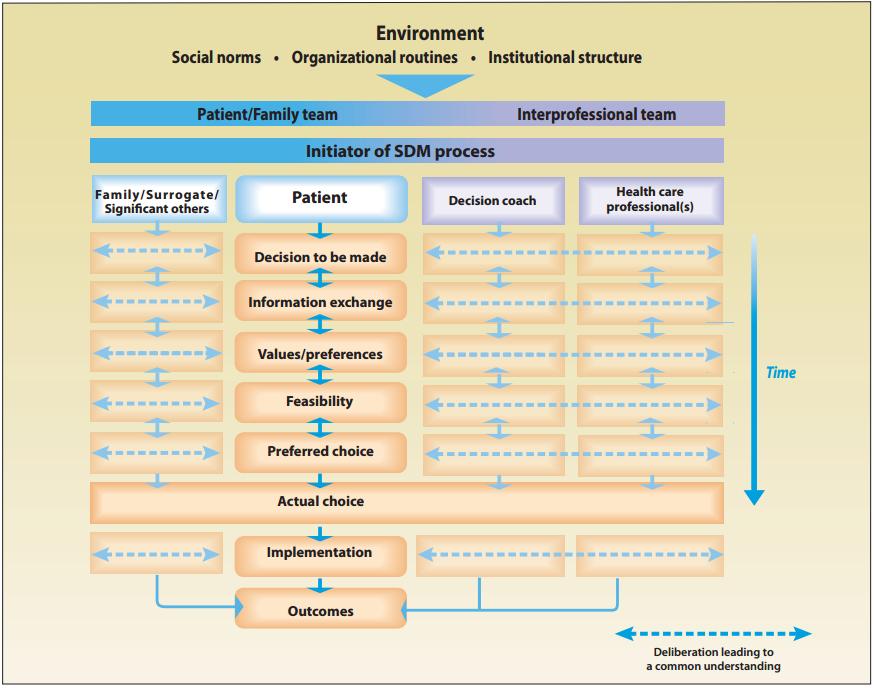 IP-SDM Model