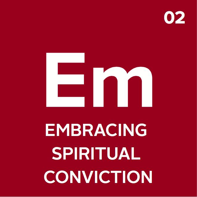 Embracing Spiritual Conviction