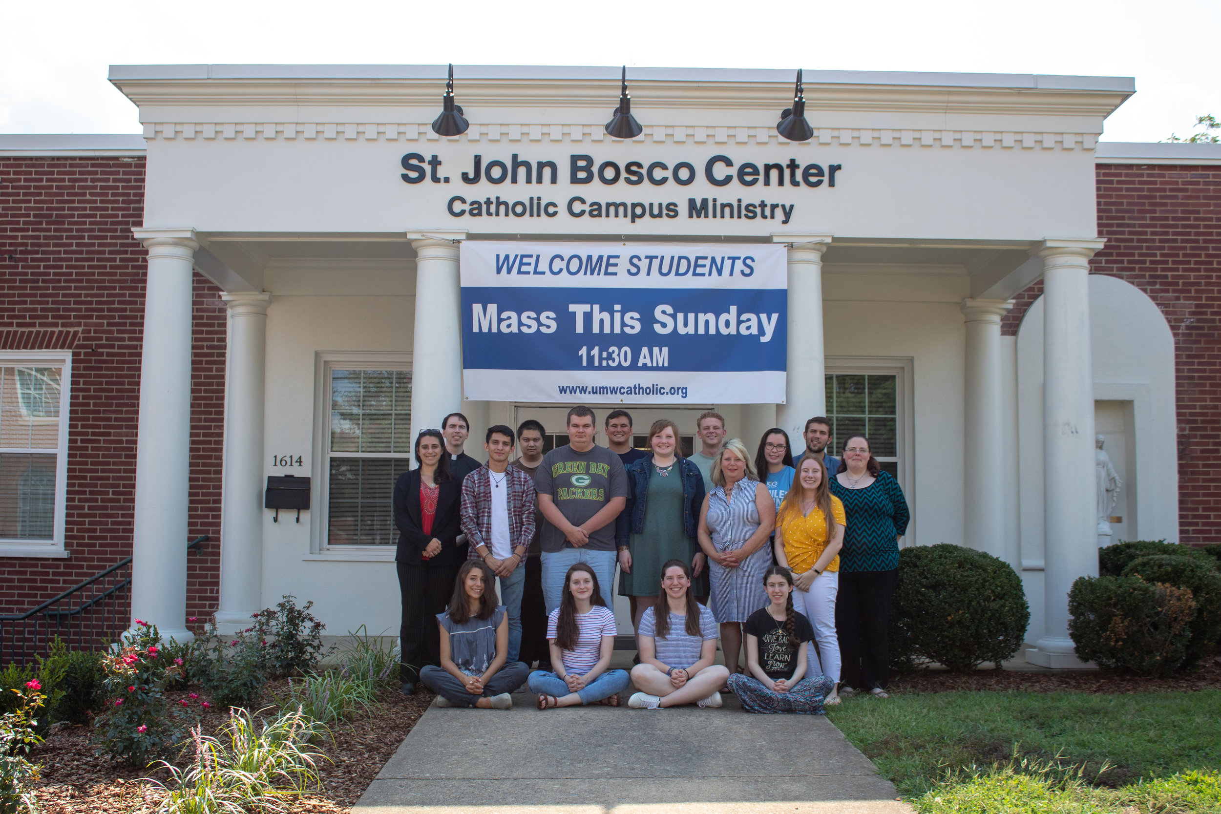 Umw Fall Break 2020.Umw Catholic Campus Ministry