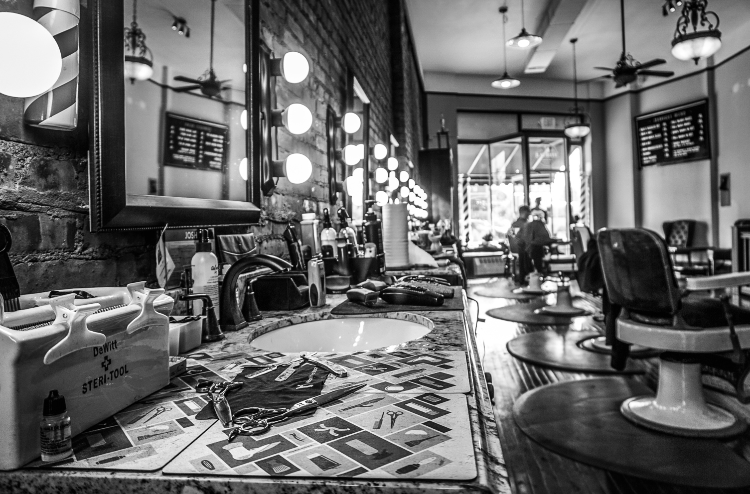 West Park Barber Shop Premier Lounge West Park Barber Shop