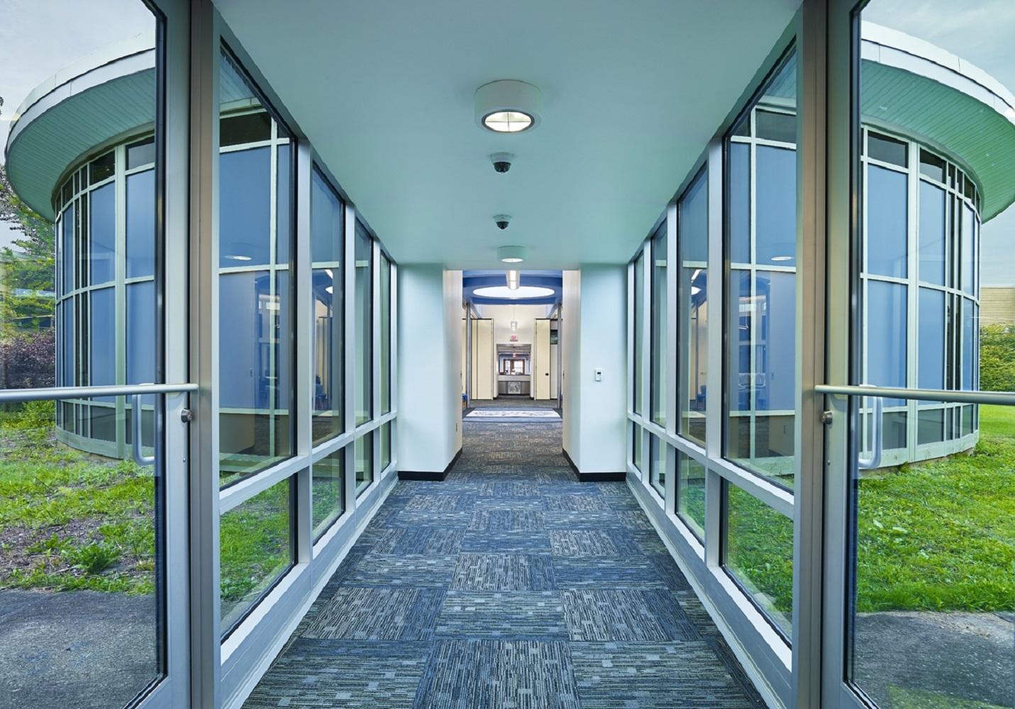 Exterior - Media Center Enterance.jpg