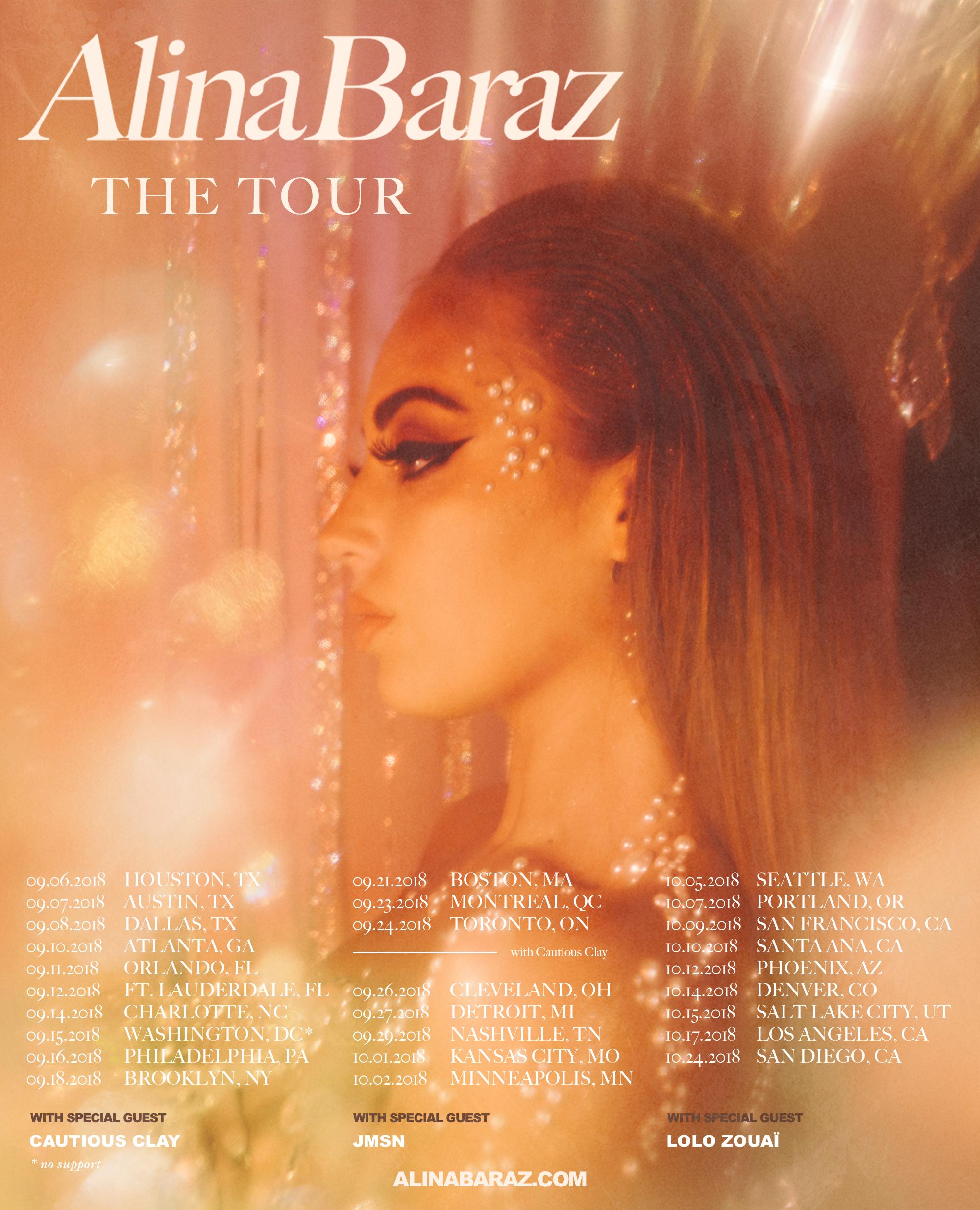 Alina Baraz The Tour Poster.jpg