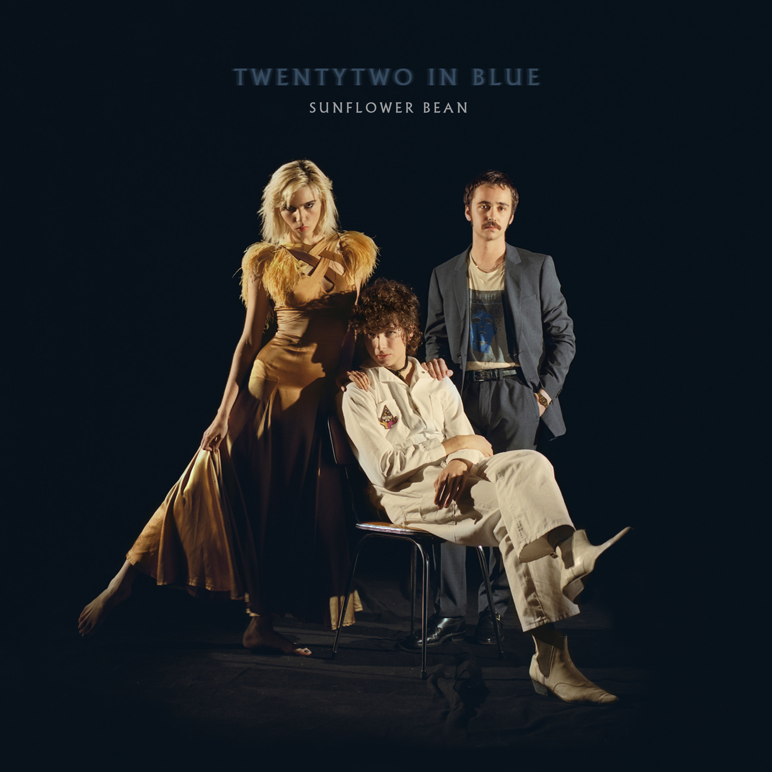 Sunflower Bean 'Twentytwo In Blue'