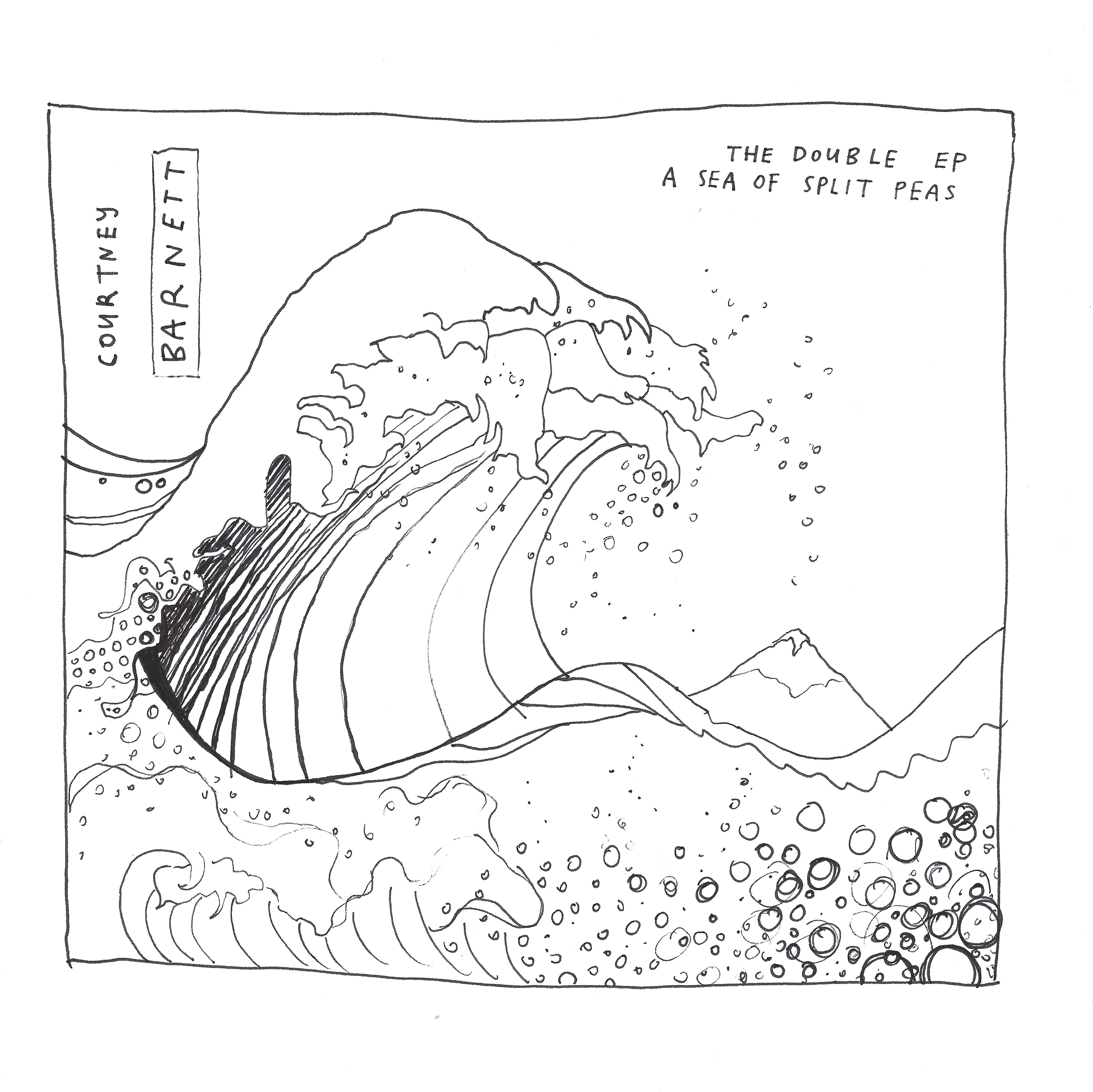Courtney Barnett 'The Double EP: A Sea of Split Peas'