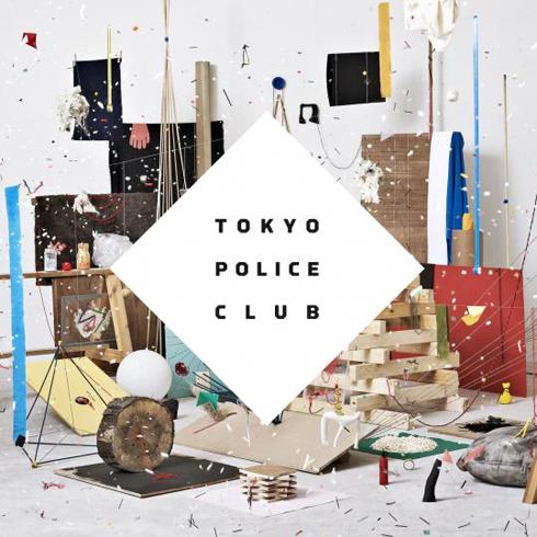 Tokyo Police Club 'Champ'