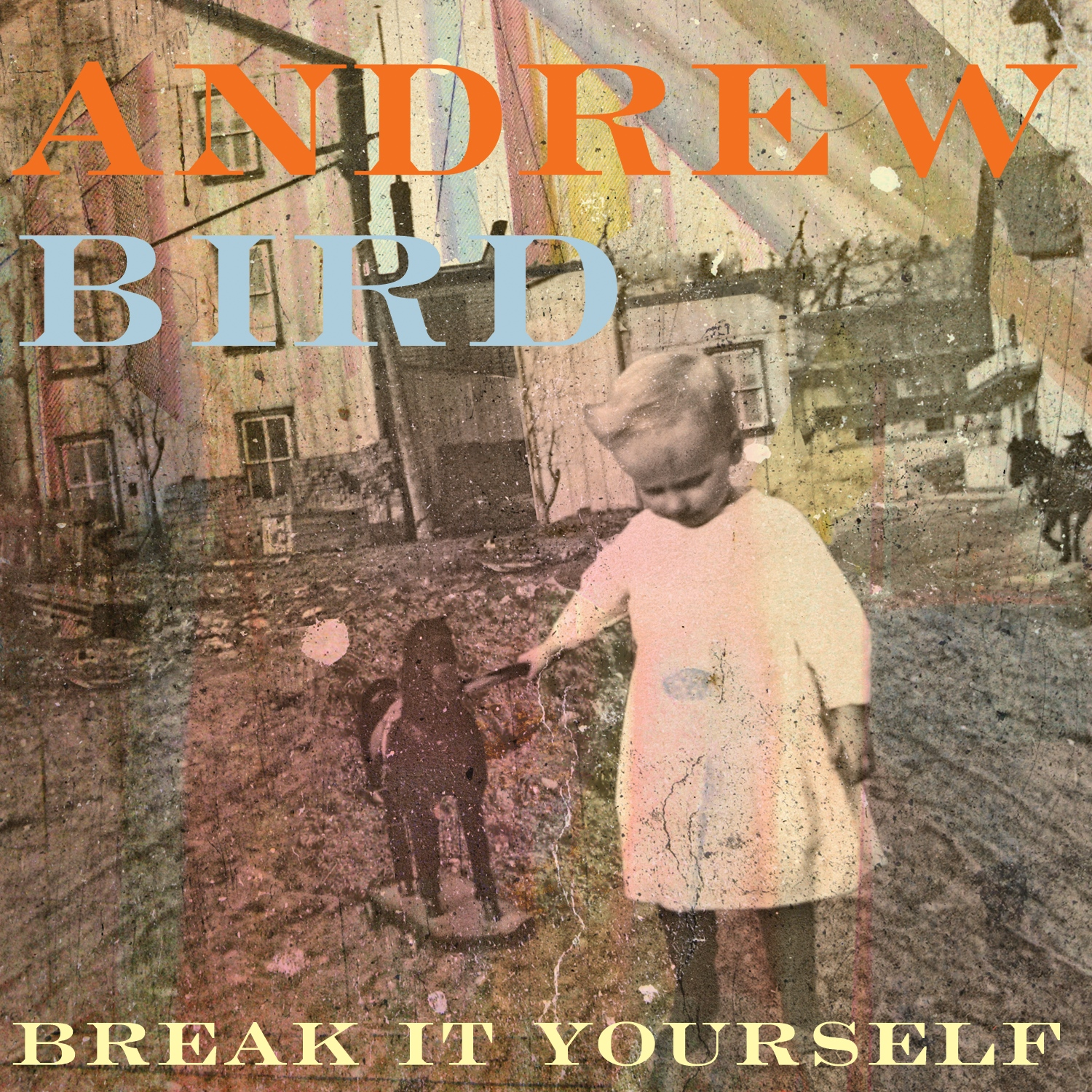 Andrew Bird 'Break it Yourself'