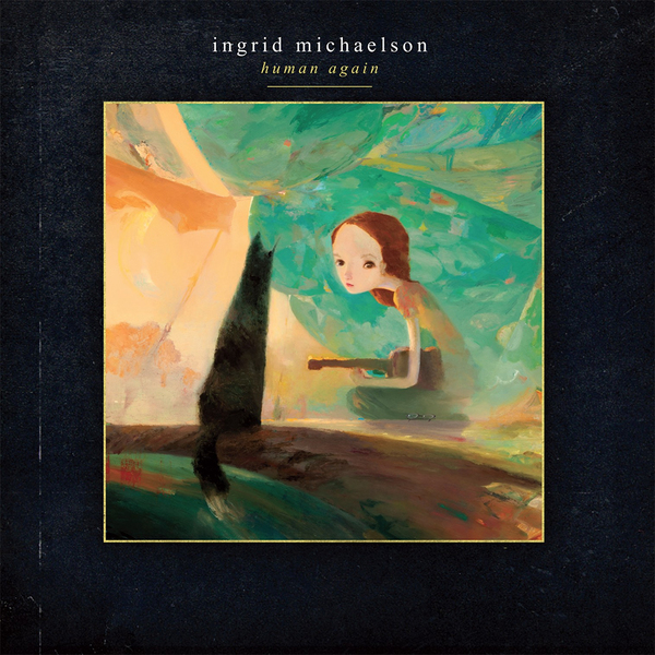 Ingrid Michaelson 'Human Again'