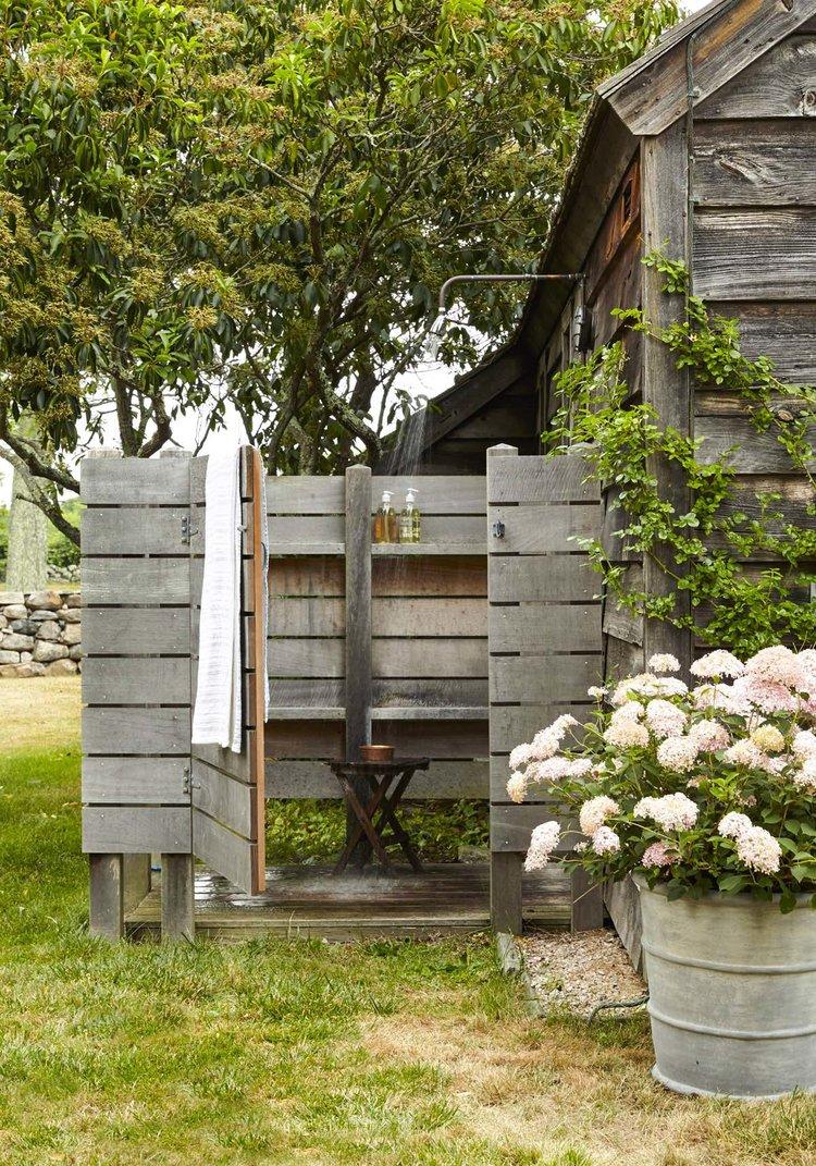 Connecticut Cottages Gardens Features Mcbride Architects Mcbride