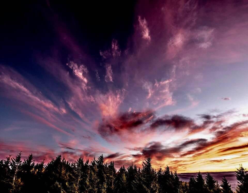 sunset, W VA, ralph johnson.jpg