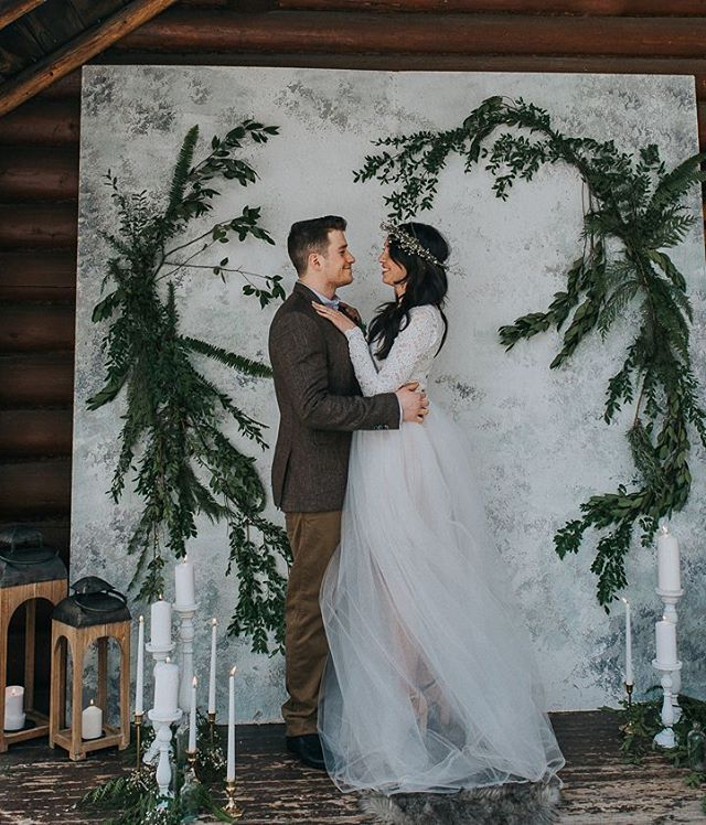 Oh this backdrop! First preview of our luxe cabin elopement editorial.  Spoiler alert: there is a bunny with a tiny floral crown  Planning, concept and design @kismetandclover  Floral design @antheiafloralyyc  Location @stormmountainlodge Decor and rentals @cd.vintage.rentals and @gatheredtablesupply  Gown @nrtfashions Hair and makeup @_katielynnkerr  Menswear @espyexperience Real life couple Dylan and Alexa @alexaj96 Stationery design: @pinkumbrellainvites  Cake and sweets: @handmadecakecompany #gingersnapphotography . . . . . #explorealberta #travelalberta #albertaweddings #banffweddingphotographer #banffweddingphotography #banffweddings #yyc #calgarybride #calgaryweddingphotography #yycliving #portrait_ig #huffpostgram #huffpostido  #photobugcommunity #lookslikefilm #tribearchipelago #yycweddingphotographer #belovedmoments #soloverly #joywed #mountainweddings