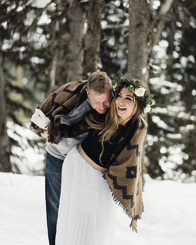 Playful moments in the woods. How happy and cute are they?  #gingersnapphotography . . . . . #engagementsession #engaged #happiness #mountains #banff #lakelouise #morainelake #banffweddingphotographer #heckyeahpresets #agameoftones #bleachmyfilm #yycweddings #calgaryweddingphotography #yycweddingphotographer #calgarybride #explorealberta #exploretocreate #joywed #solovery #creativenetworkarc #belovedstories