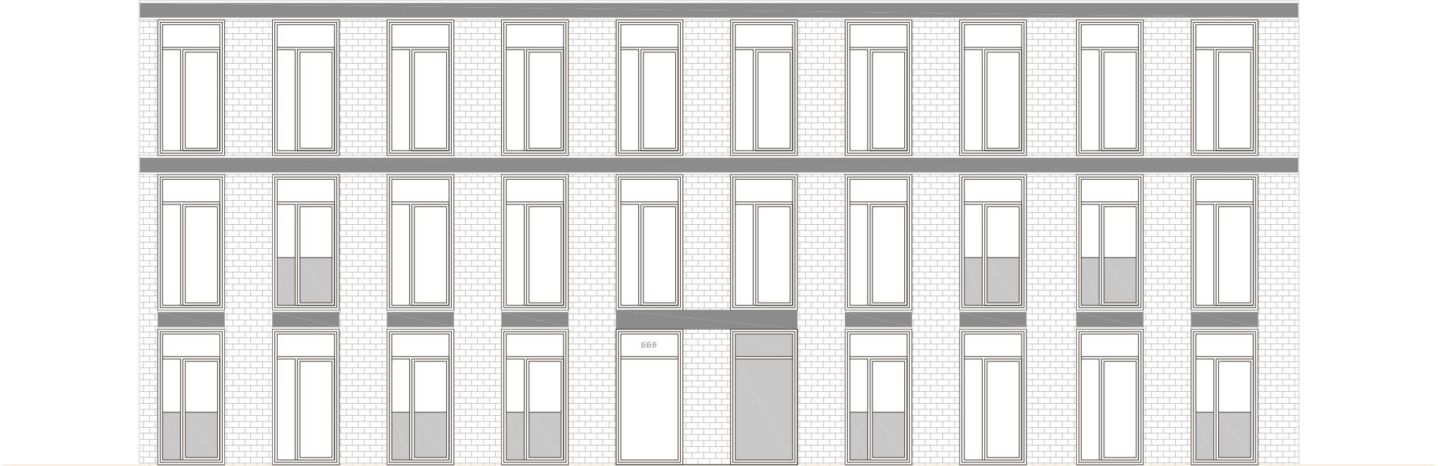 3 étages = densité 1.94