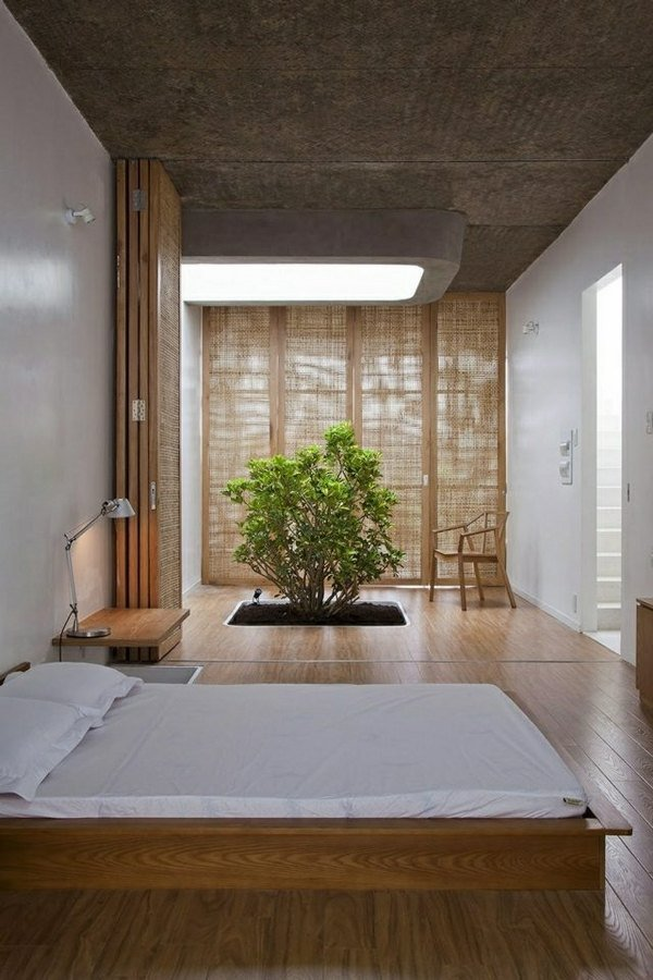 A modern-day feng shui space in Japan.  Image source: http://covetedhome.com/movements-japanese-interior-design/