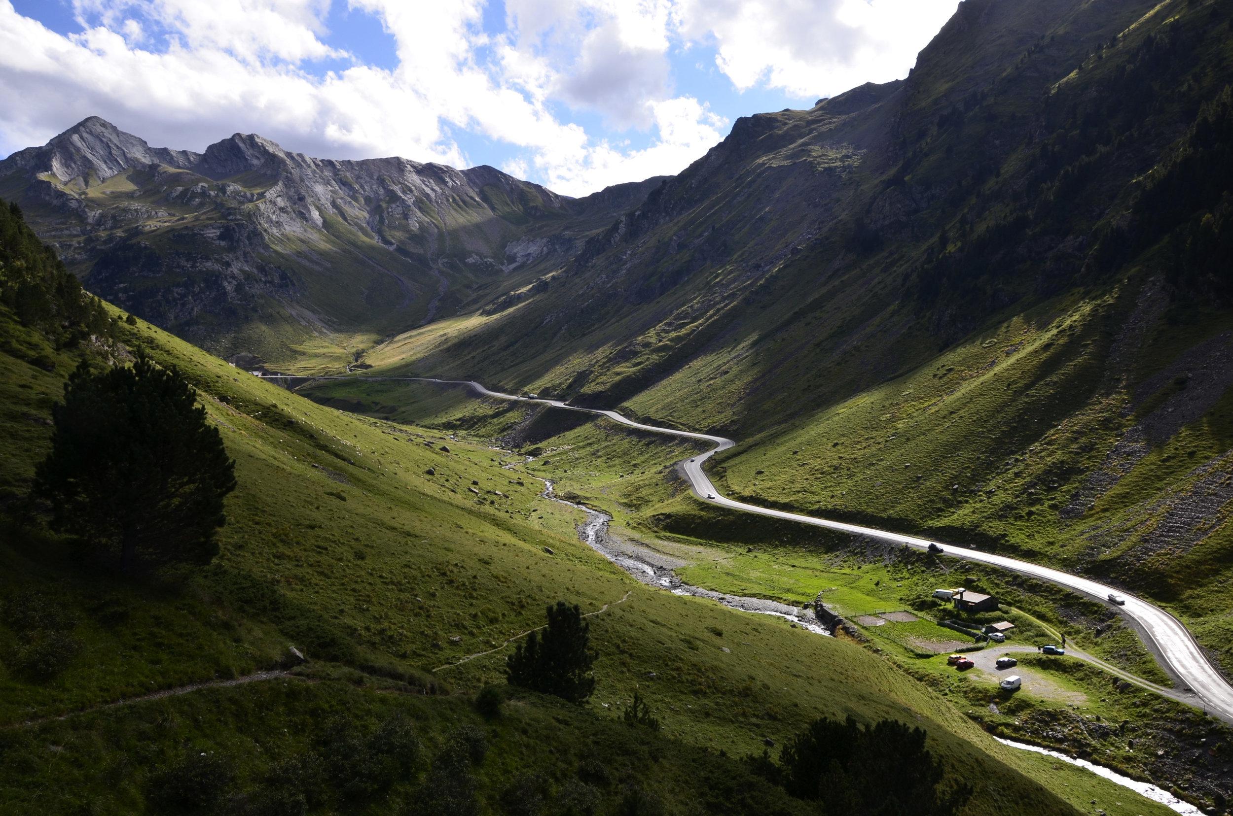 Beget, Pyrenees, Spain