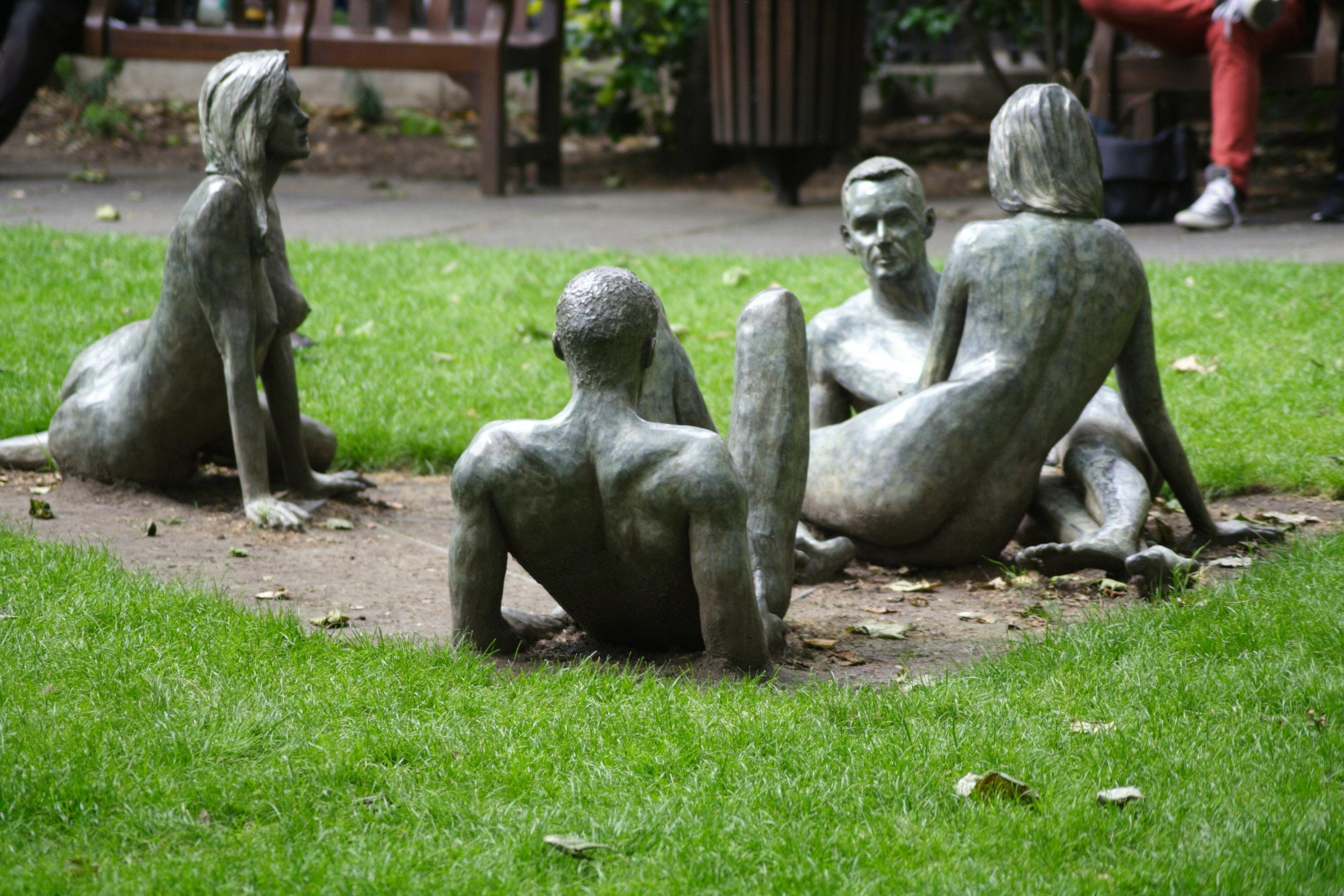 Soho Square, London, United Kingdom