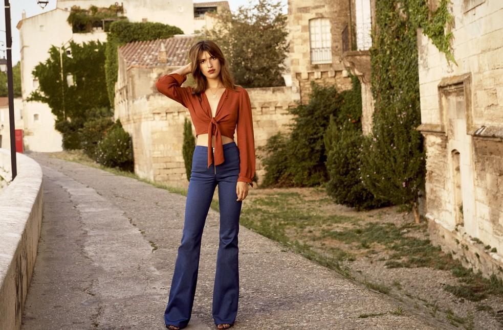 Vogue Brasil   French model/blogger/designer Jeanne Damas