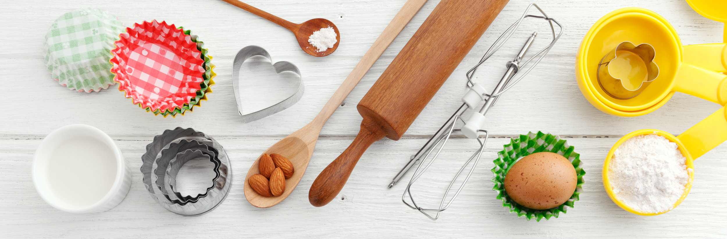 ZenSweet Baking header