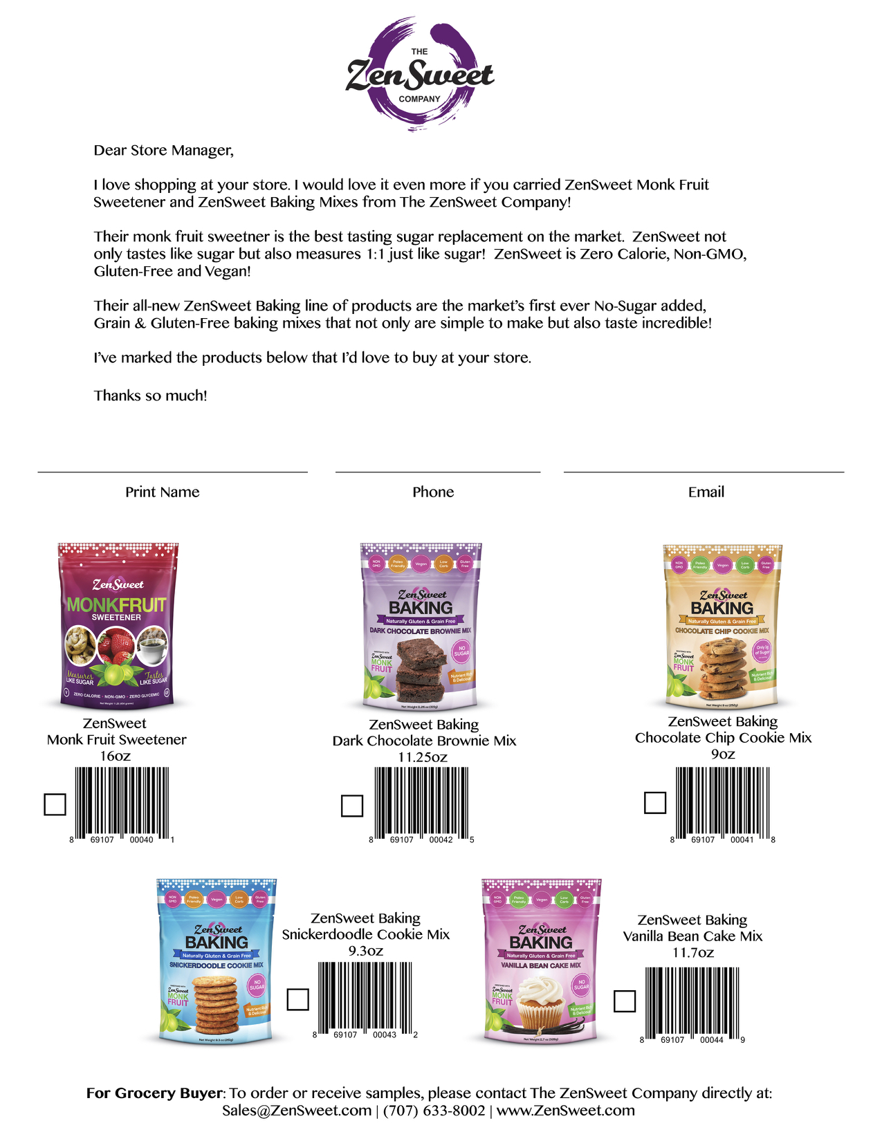 Grocery+Request+Form