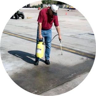 Protecting your concrete driveway, sidewalks, parking area is something we recommend, we use a specialized eco-friendly product that provides permanent protection. Residential / Commercial.   Read MORE