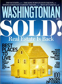 Washingtonian Top Dentist April 2013