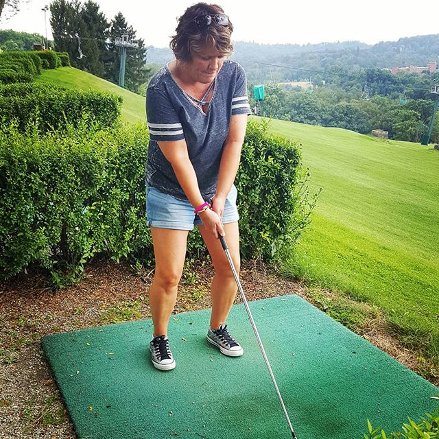 FORE !!! ...😂⛳
