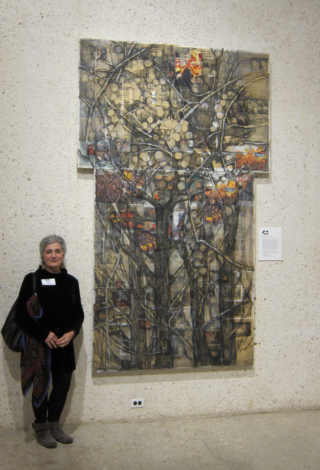 2ad(4)-LBB with Barren Fruit, Art Museum of South Texas 2013.jpg