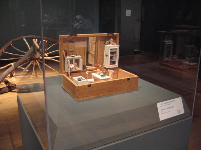 5cb(2) - at Arkansas Arts Center, Toys By Artists 2011.JPG
