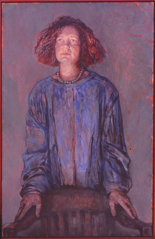 5db(0) -  The Empty Chair (Portrait of Ellen), oil resins on canvas, 2004.jpg