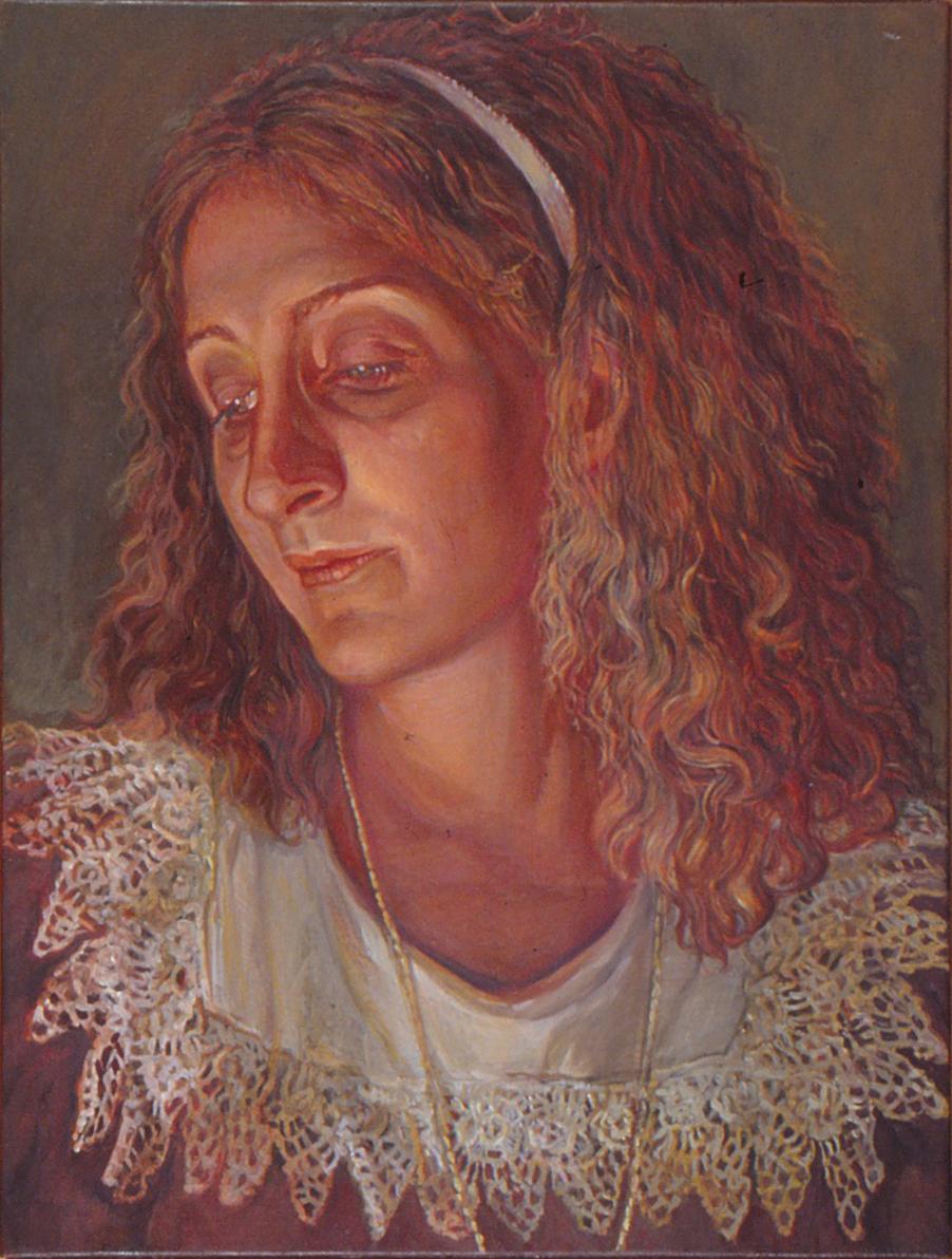 5dj(0) - Journey Into Wonderland- oil on canvas, 24x18 in., 1988.jpg