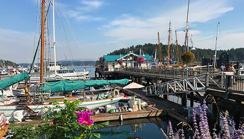 Port of Friday Harbor