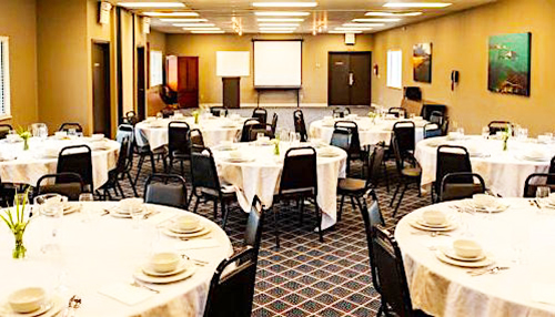 Conference Room at Earthbox Inn & Spa