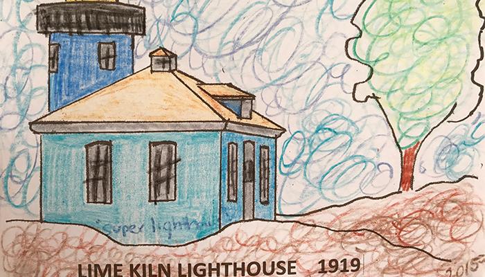 Historic Lime Kiln Lighthouse