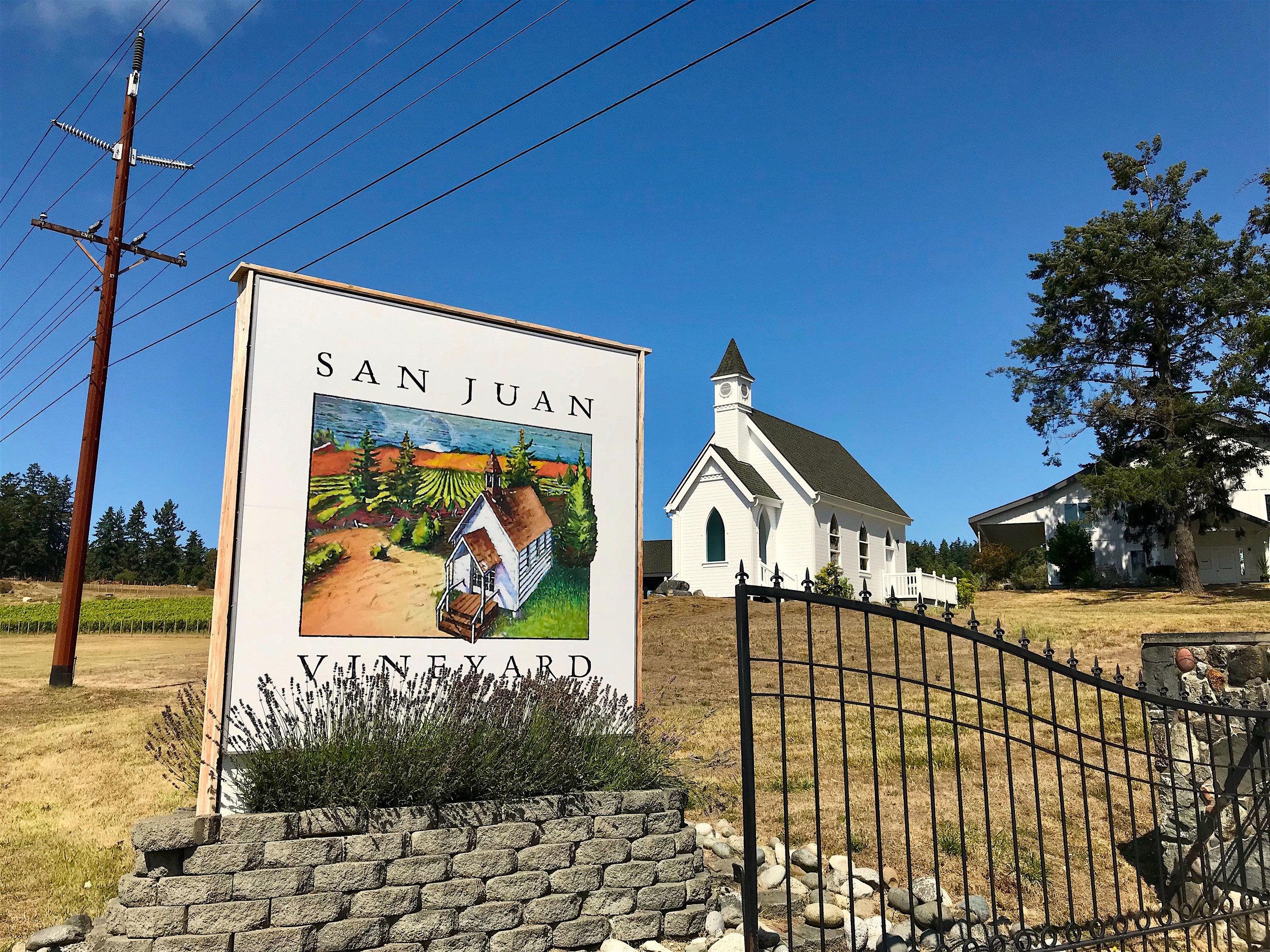 Picturesque San Juan Vineyards offers wine tastings every weekend through December