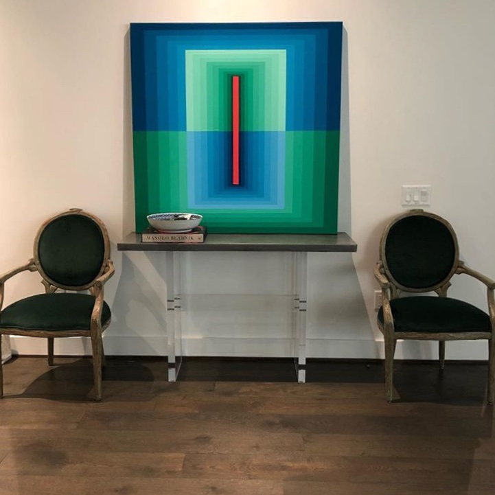 ANALOGUE COOL has a new home! Thanks,  Dimmitt Contemporary Art  and  McGarr Design and Interiors !