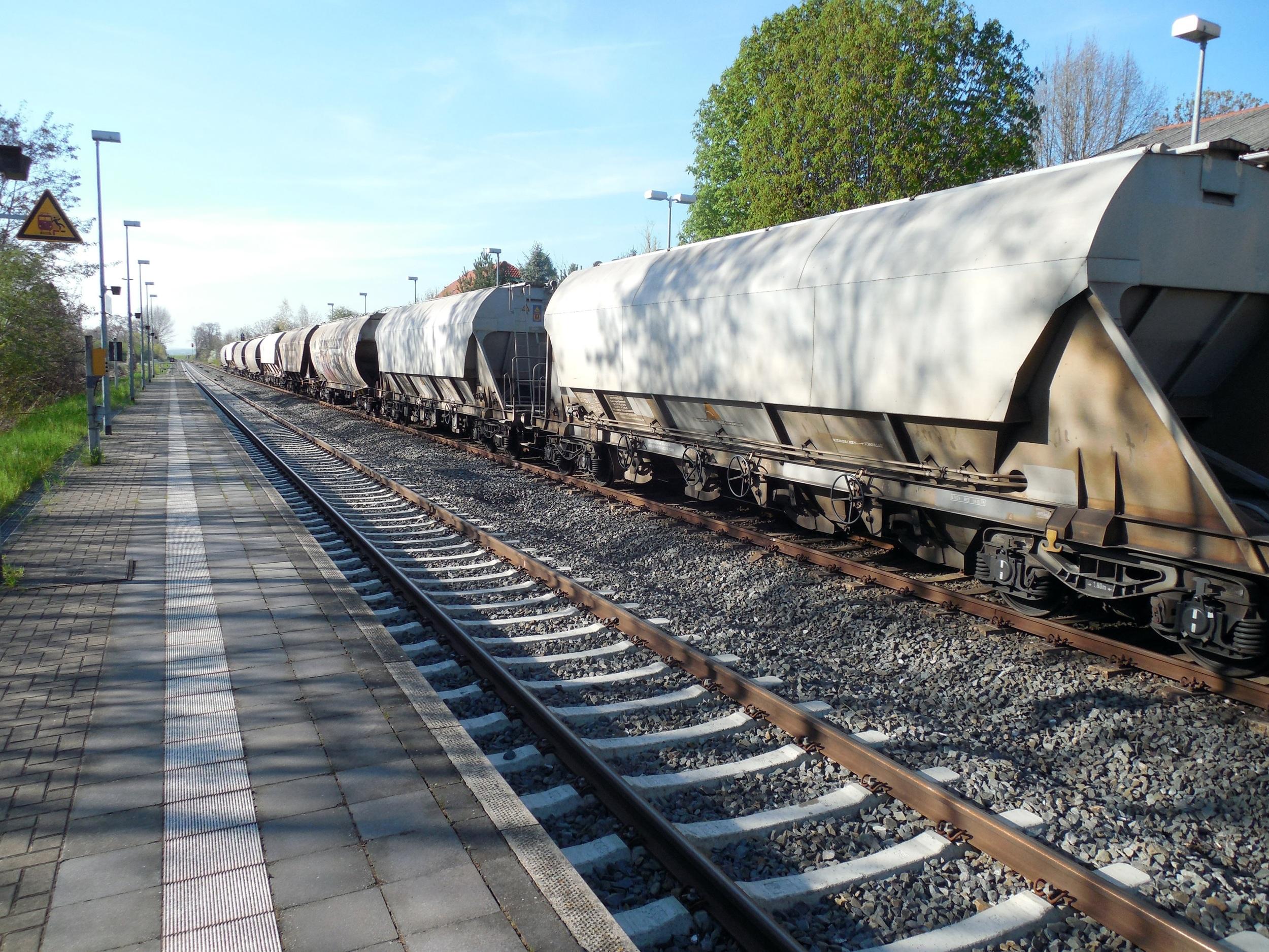 ATS | Services - Railway Transport