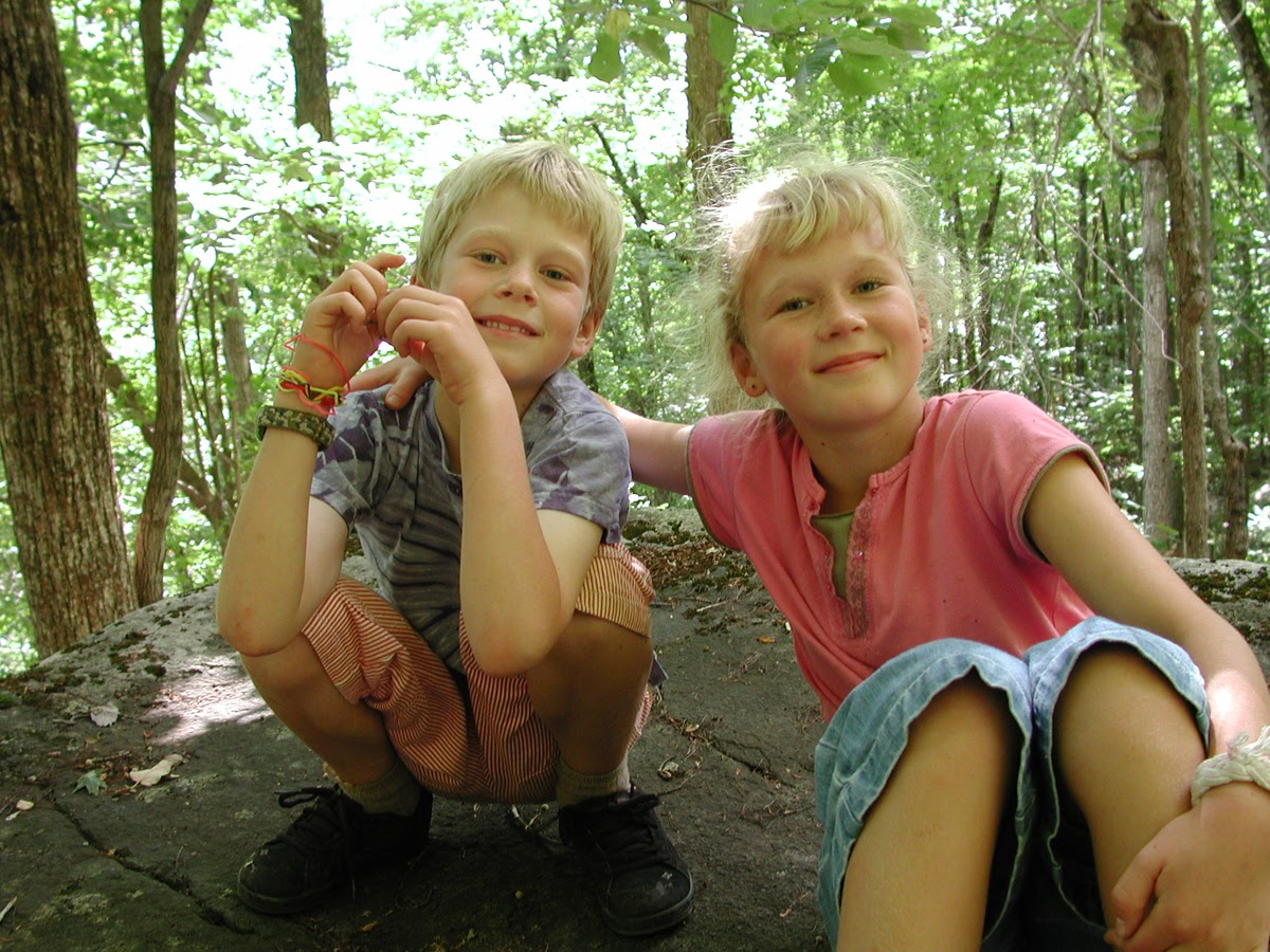 Tad  Ames - two blond kids.jpg