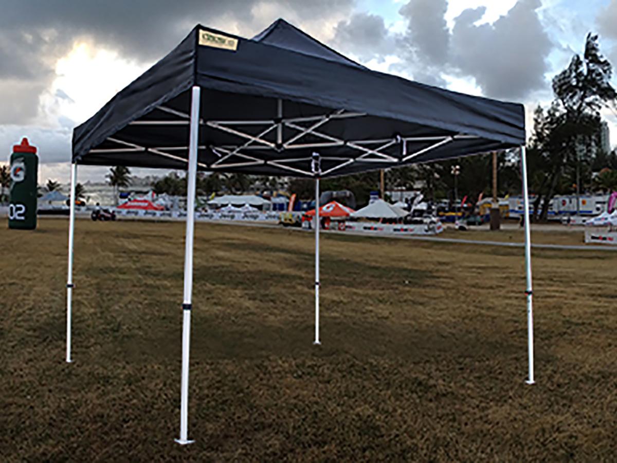 Western Shelter Ruggedized Pop-up tent