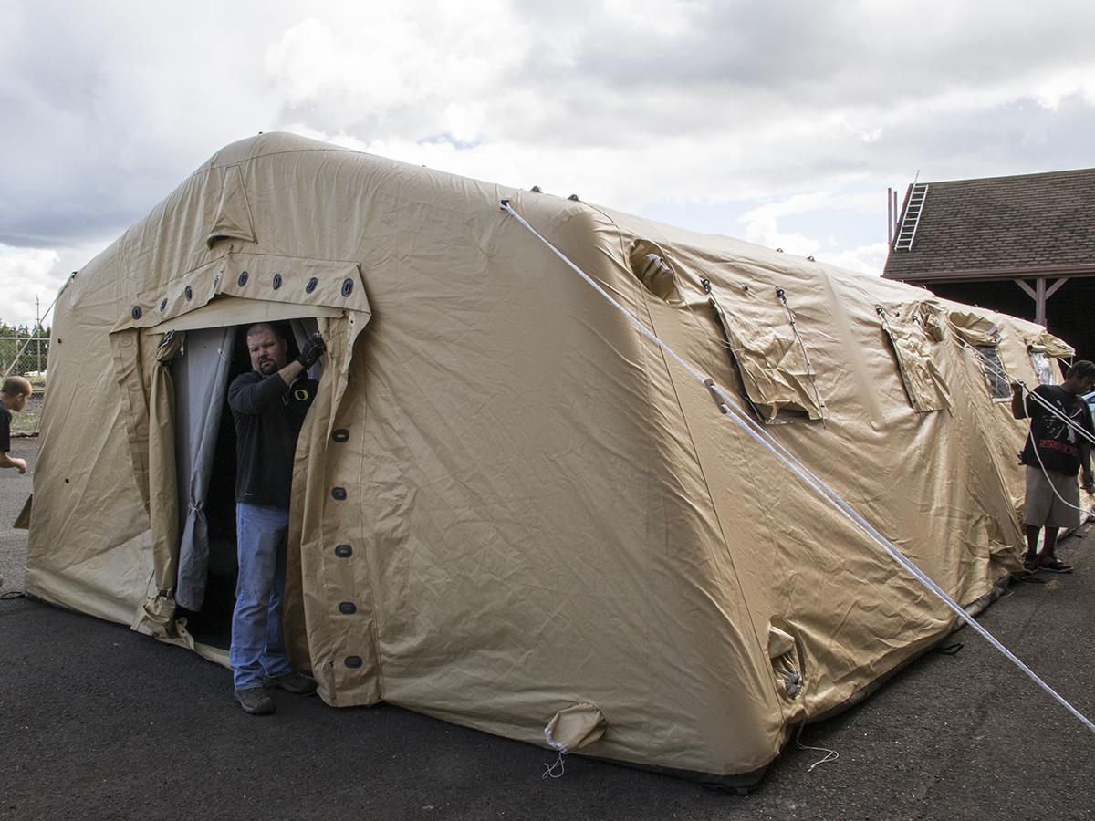 Western Shelter Sentinel System